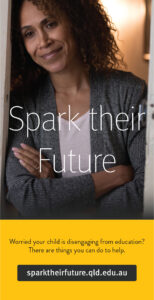 Spark Their Future Flyer Download